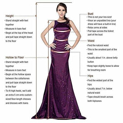 Purple Juniors Evening Dress for Embroidery Party Women Dydsz Dresses Mermaid D219 Long Prom CwpfxqF