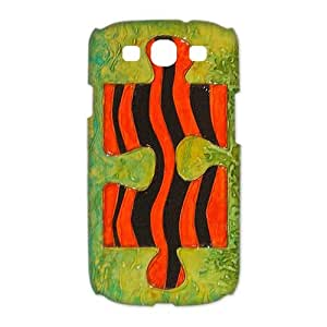 Funny Creative Design Autism SamSung Galaxy S3 I9300 Case 3D, Snap on Protective Autism Galaxy S3 Case