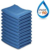 Microfiber Cleaning Cloth for Tablets, Laptops, PD,Phones, Silverware, Watches,Glasses, Other Delicate Surfaces (6