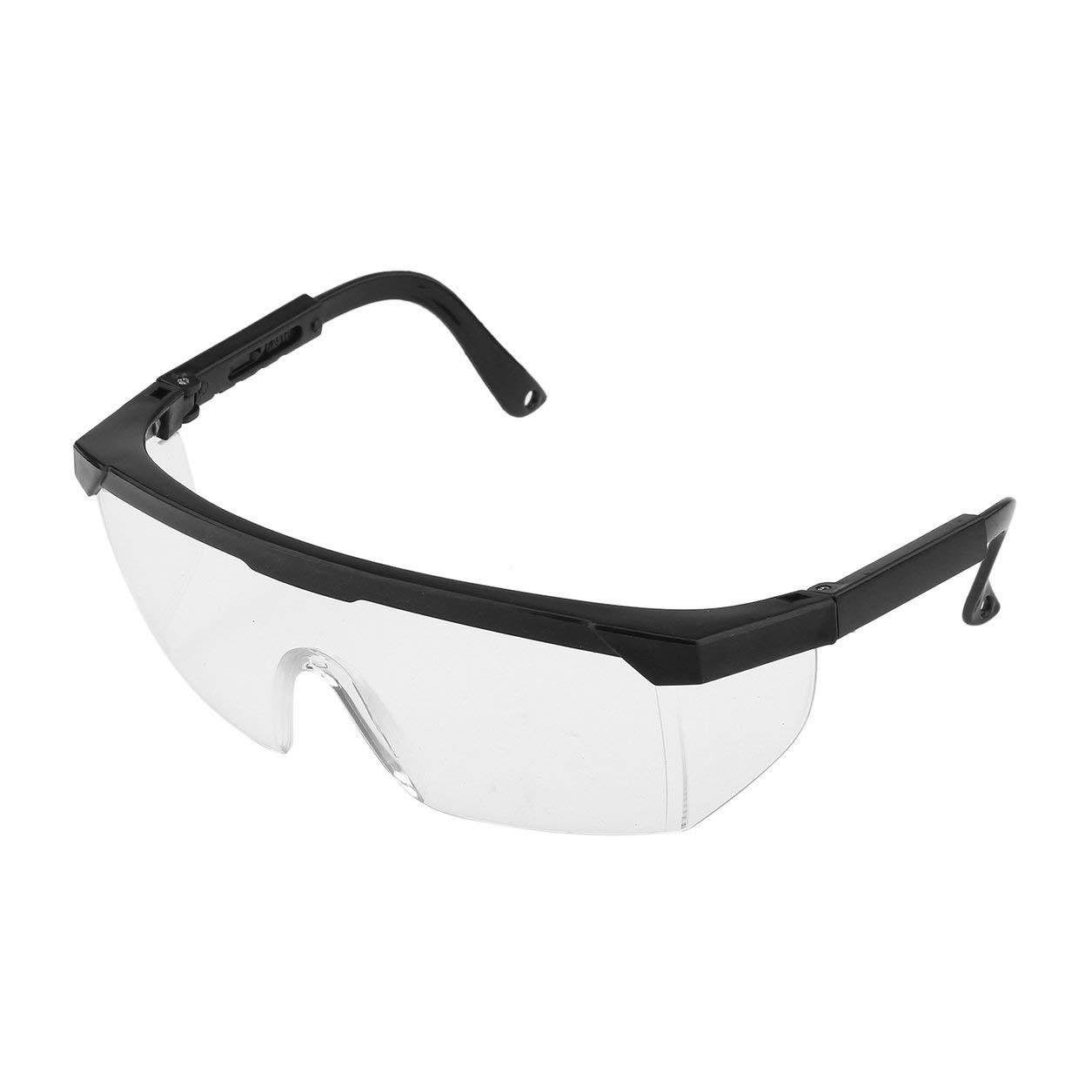 Arbeitssicherheit Augenschutz Brille Schutzbrille Labor Staubfarbe Dental Industrial Anti-Splash Wind Staubdichte Brille