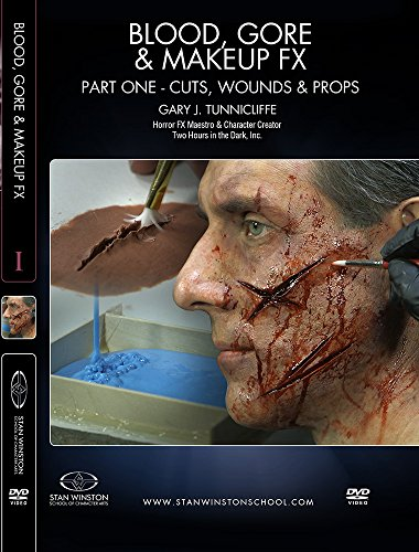 Blood, Gore and Makeup Effects Part 1 - Cuts, Wounds, Props - Gore Prop