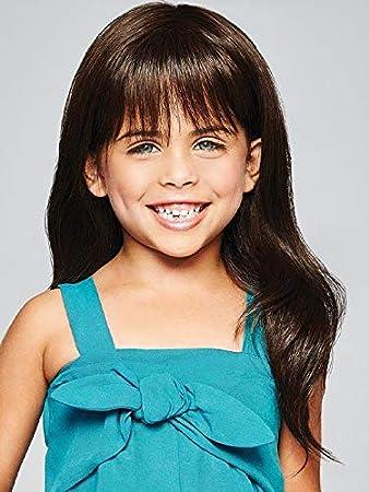 Amazon.com : Pretty in Layers Child Wig Color R10 CHESTNUT ...