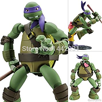 Amazon.com: 2015 14 cm Revoltech Donatello Don Donnie de las ...