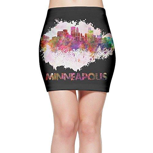 Canvas Mini Skirt - 4