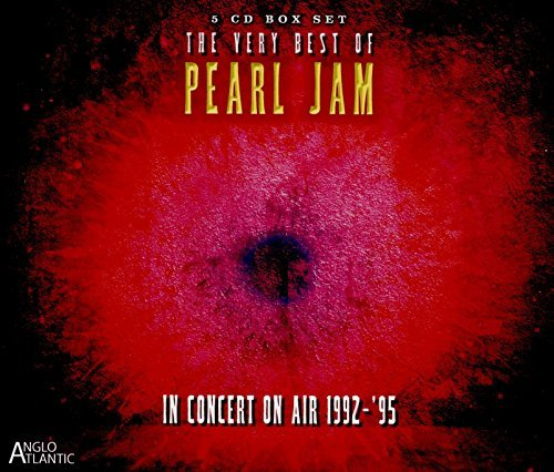 The Best Of - In Concert On Air 1992-1995 (5CD) by Pearl Jam