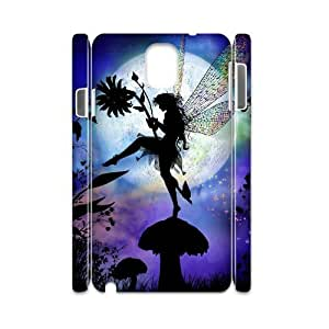 JFLIFE Night Fairy Phone Case for samsung galaxy note3 3D Shell Phone [Pattern-1]