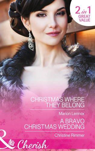 Christmas Where They Belong (Mills & Boon Cherish) pdf epub