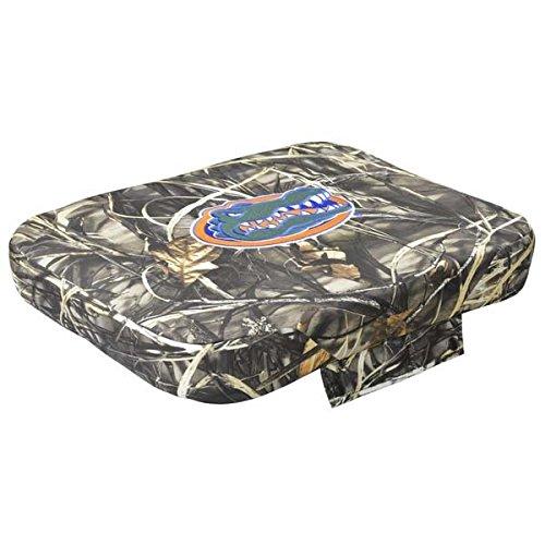 (NCAA Florida Gators Wise Collegiate Premium Cooler Seat Cushion for 45-Quart Coolers, Advantage MAX-4 Camo,)
