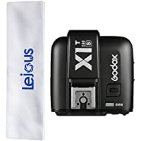 Godox X1T-S TTL 2.4G Wireless Flash Trigger Transmitter with MI Shoe for Sony DSLR Cameras A77II A7RII A7R A58 A99 ILCE6000L ( X1T-S Transmitter )