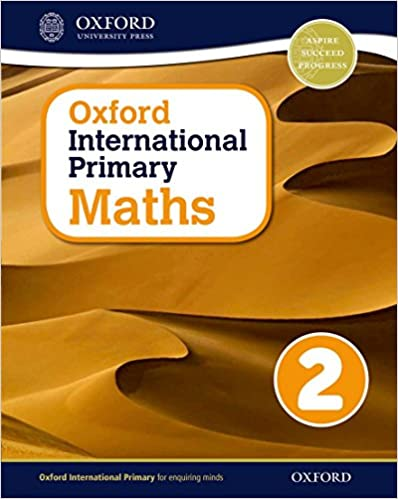 Epub Gratis Oxford International Primary. Mathematics. Student's Book. Per La Scuola Elementare. Con Espansione Online: Oxford International Primary Maths Student's Woorkbook 2 - 9780198394600
