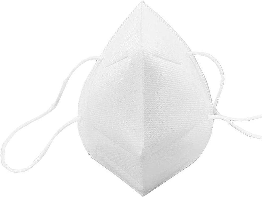 RANTA Máscara desechable Carbón activado Tela de protección unisex Mascarilla bucal antipolvo | Mascara Reutilizables | Mascarilla filtrada antipolución
