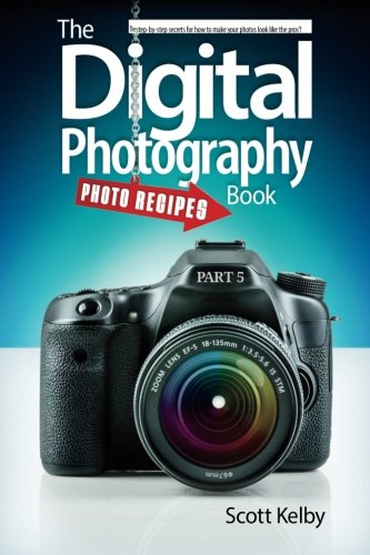 "Scott Kelby, author of the top-selling digital photography book of all time, is back with an entirely new book in his popular series that picks up right where part 4 left off. It's more of that ""Ah ha—so that's how they do it,"" straight-to-the-point,..."