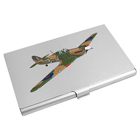 Avion Hurricane Porte Carte De Visite Credit CH00016013