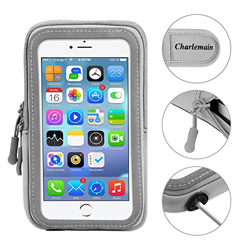 INNLIFE Sports Armband Sweatproof Running Armbag Gym Fitness Workout Cell Phone Case...