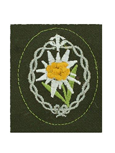 heer-tropical-dak-mountain-troops-edelweiss-sleeve-insignia-replica