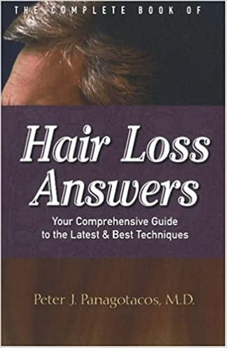 The Complete Book of Hair Loss Answers: Your Comprehensive Guide ...