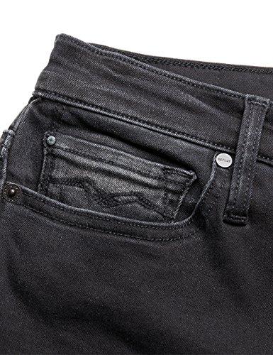 Replay Denim Nero Jeans 7 Donna black Joi Skinny WYTW8nSP