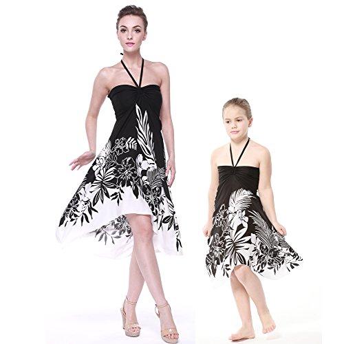 Silk Butterfly Print Dress - 2