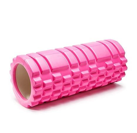 Shocly Rodillo para Pilates De Espuma Foam Roller Gimnasio ...