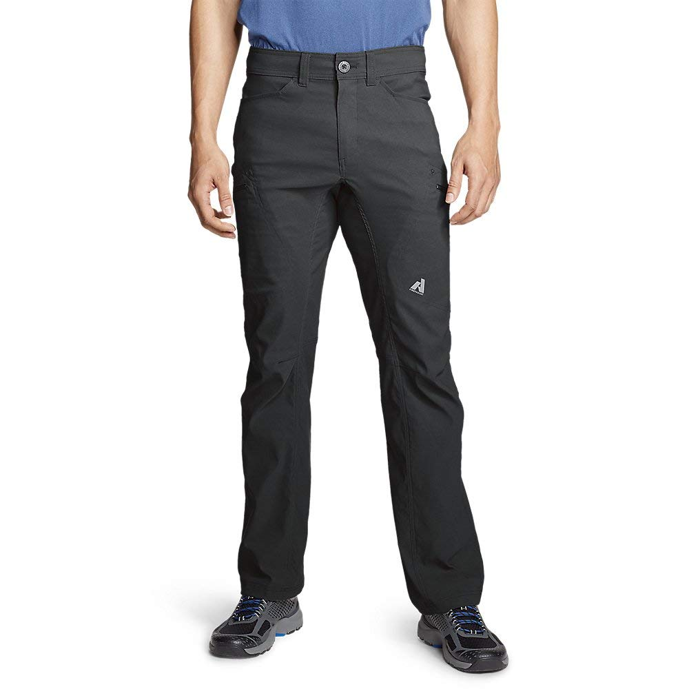 Eddie Bauer Men's Guide Pro Pants, Dk Smoke Regular 34/34 by Eddie Bauer