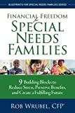 Financial Freedom for Special Needs Families: 9
