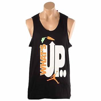a67b3e23cbd338 Nike Air Jordan Men s Retro 7 WB Hare T-Shirt (XL