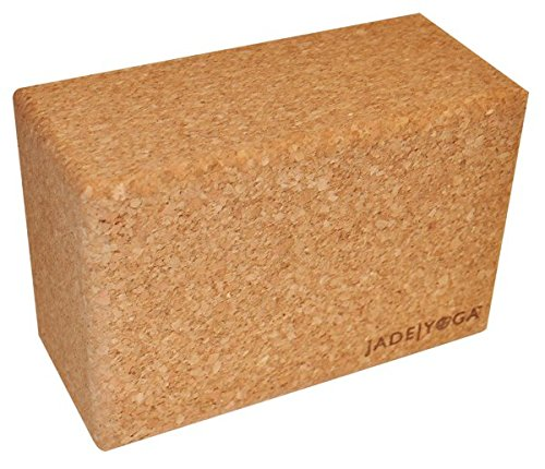 Jade Yoga Cork Block