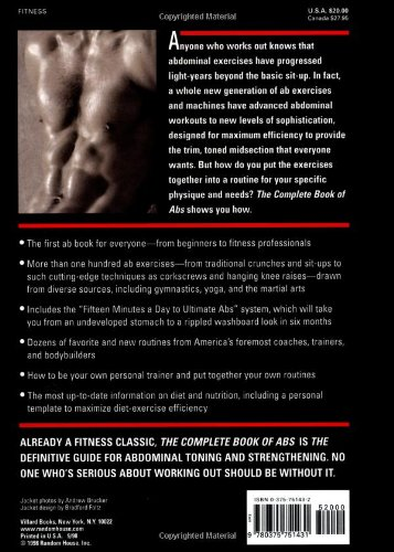 The Complete Book of Abs: Revised and Expanded Edition: Kurt