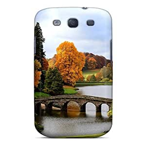 Fashion PHOLTWi7106JWXDu Case Cover For Galaxy S3(the Pantheon Engl)