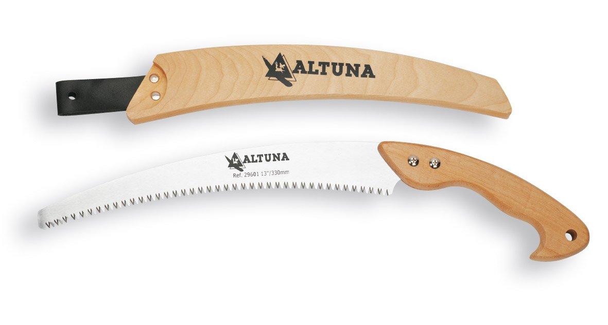 Altuna 29601 S/äge gebogen Holz 33 cm