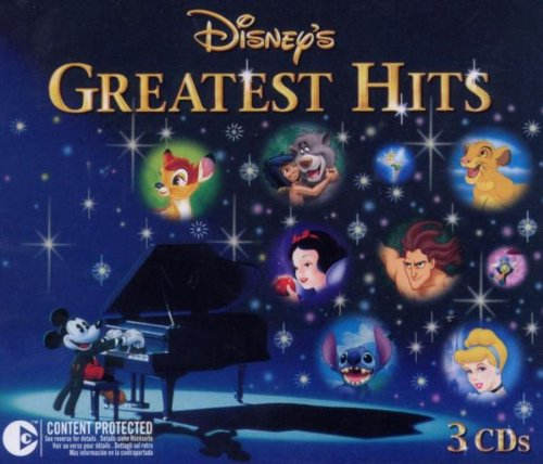- Disneys Greatest Hits O.S.T.