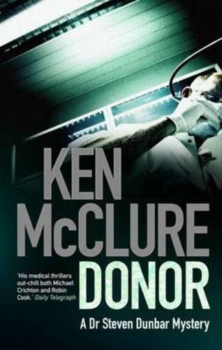 Donor Ken McClure