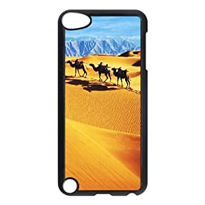YCHZH Phone case Of Desert Sunset Cover Case For Ipod Touch 5