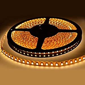 7 M Water Proof Modern LED Strip Light 50W , Warm White