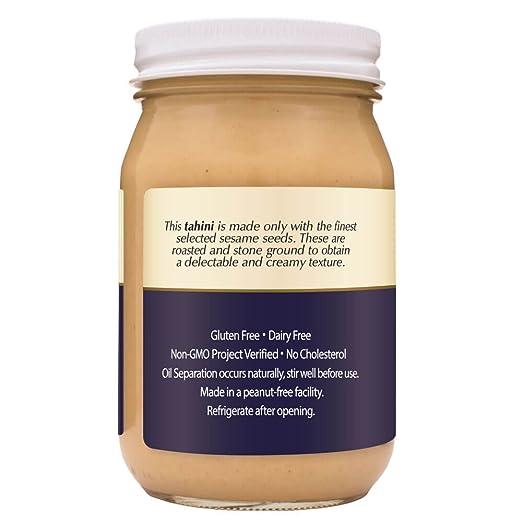 Amazon.com : Kevala Organic Sesami Tahini, 56 Ounce : Grocery & Gourmet Food