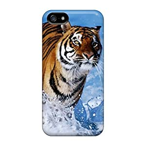 Forever Collectibles Royal Bengal Tiger Hard Snap-on Iphone 5/5s Cases