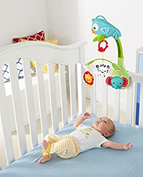 Fisher-price Rainforest Friends 3-in-1 Musical Mobile 20