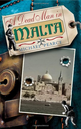Dead Man in Malta: A Sandor Seymour Mystery (A Dead Man - Where Spot A Is Located