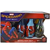 Marvel Spider-Man Themed Kids Bowling Play Set