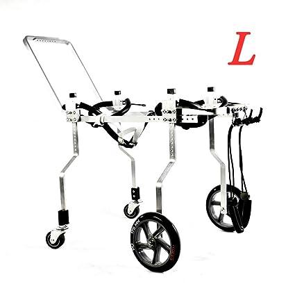 Silla de ruedas para perros, ciclomotor para mascotas ...