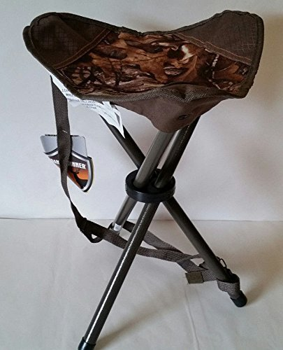 Game Winner Realtree Xtra Folding Stool 300lb capacity, Model: , Outdoor&Repair Store by Hardware & Outdoor