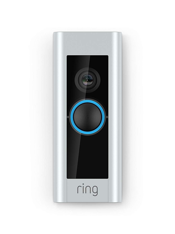 Echo Show Ring Video Doorbell Pro Wei/ß