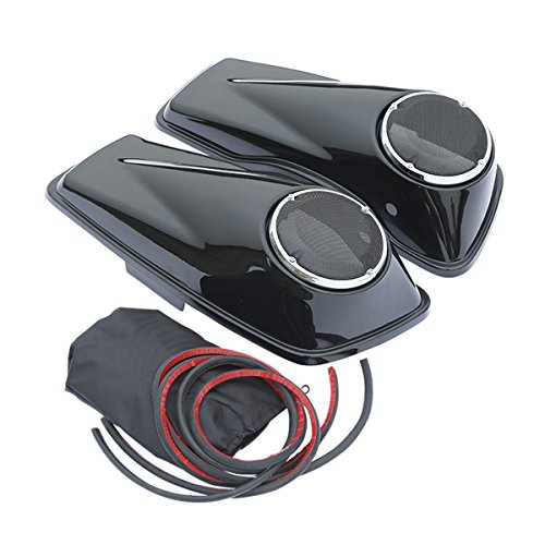 Bag Speakers For Street Glide - 6