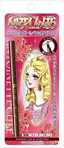 La Rose De Versailles - Pencil Type Waterproof Eyeliner (Brown) by Creer Beaute (Image #1)
