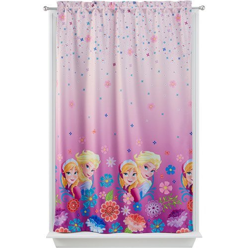 Disney Frozen Breeze 42 By 63 Inch Polyester Room Darkening Panel