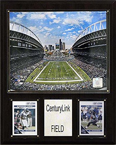 C&I Collectables NFL CenturyLink Field Stadium Plaque from C&I Collectables