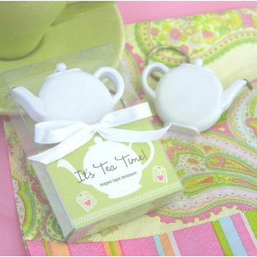 It's Tea Time! Teapot Tape Measure (pack of ()