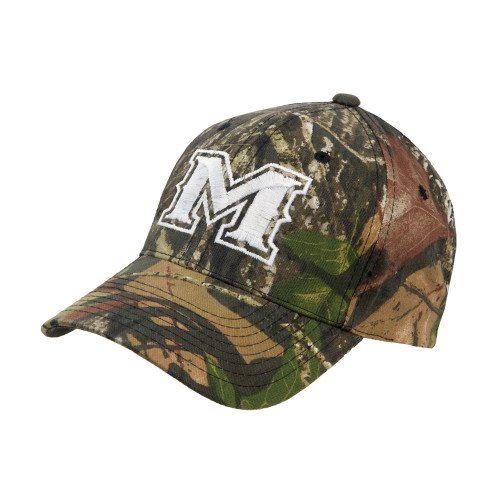 McNeese State Mossy Oak Camo Structuredキャップ' m '   B06XX3ZNMW