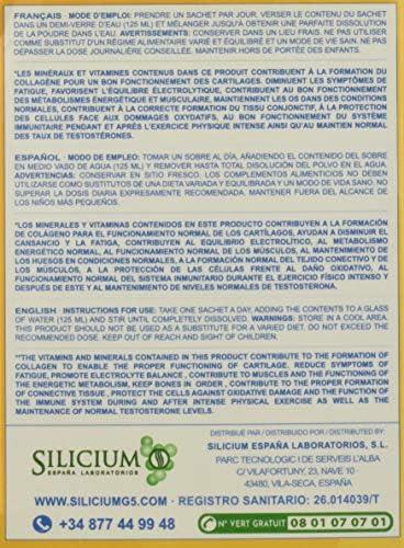Orgono Articomplex Silicio + Magnesio + Vitaminas para Deportistas ...
