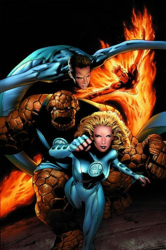 Download Ultimate Fantastic Four, Vol. 5: Crossover pdf